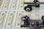 Money print