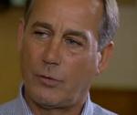 Boehner John Blue Shirt