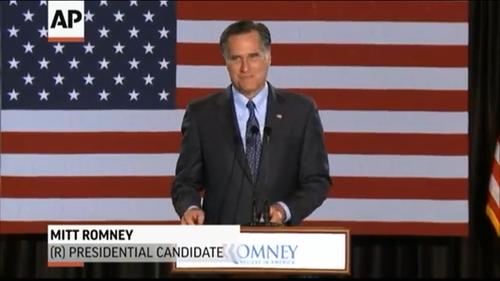 Romney Wisconsin