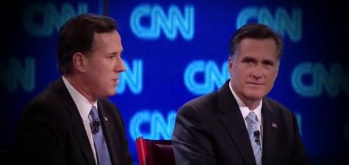 Santorum & Romney