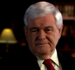Gingrich Ad Image