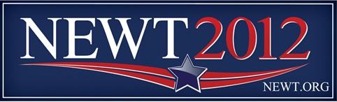 Gingrich Newt logo