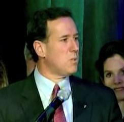 Santorum Green